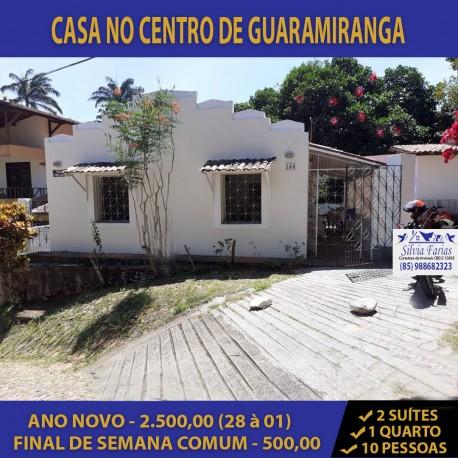 Casa para alugar nos Capuchinhos de Guaramiranga
